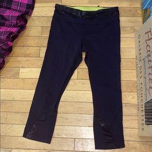 Lululemon Capri legging pants bottoms yoga jacket